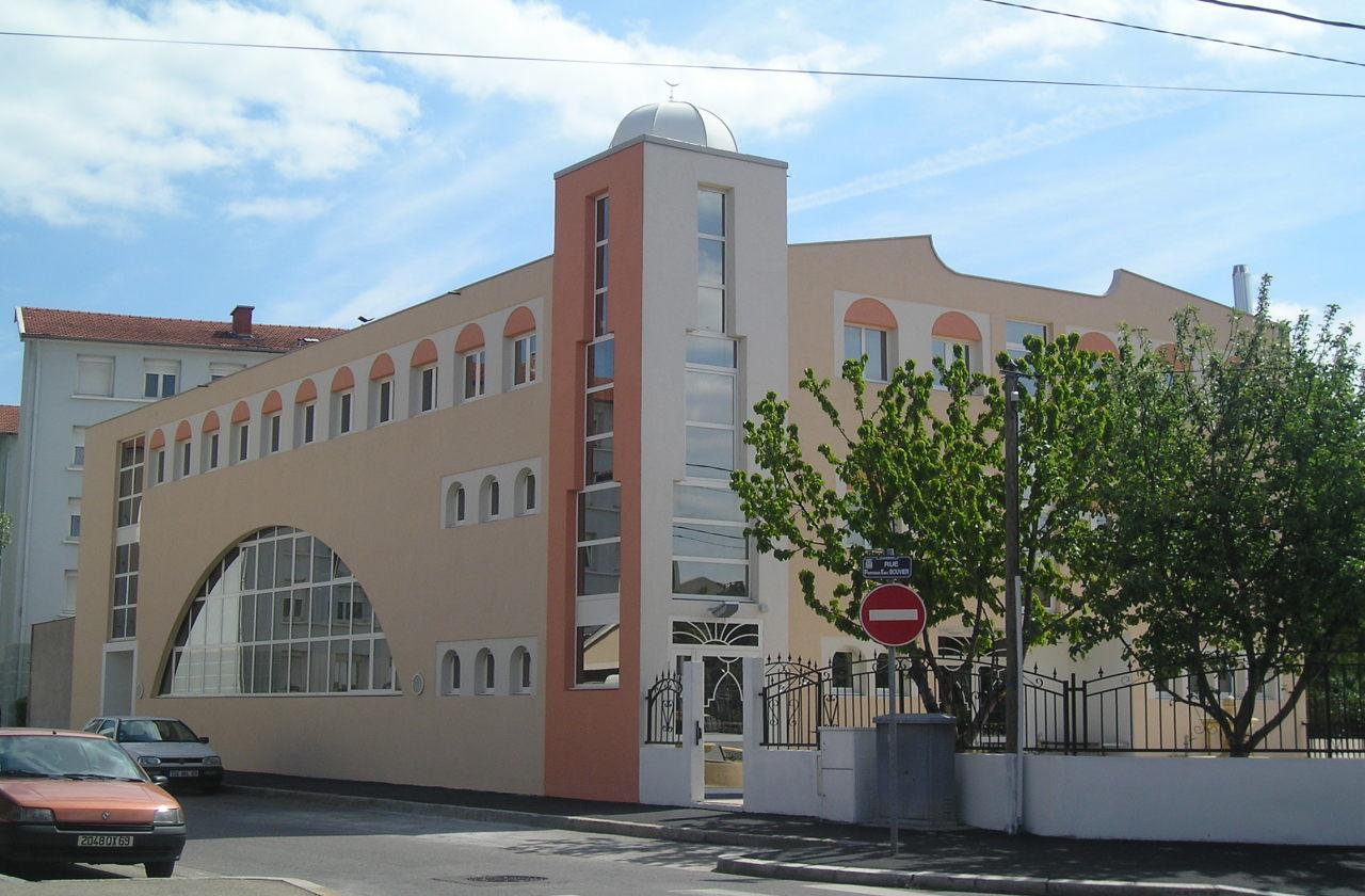 مسجد عثمان - Villeurbanne