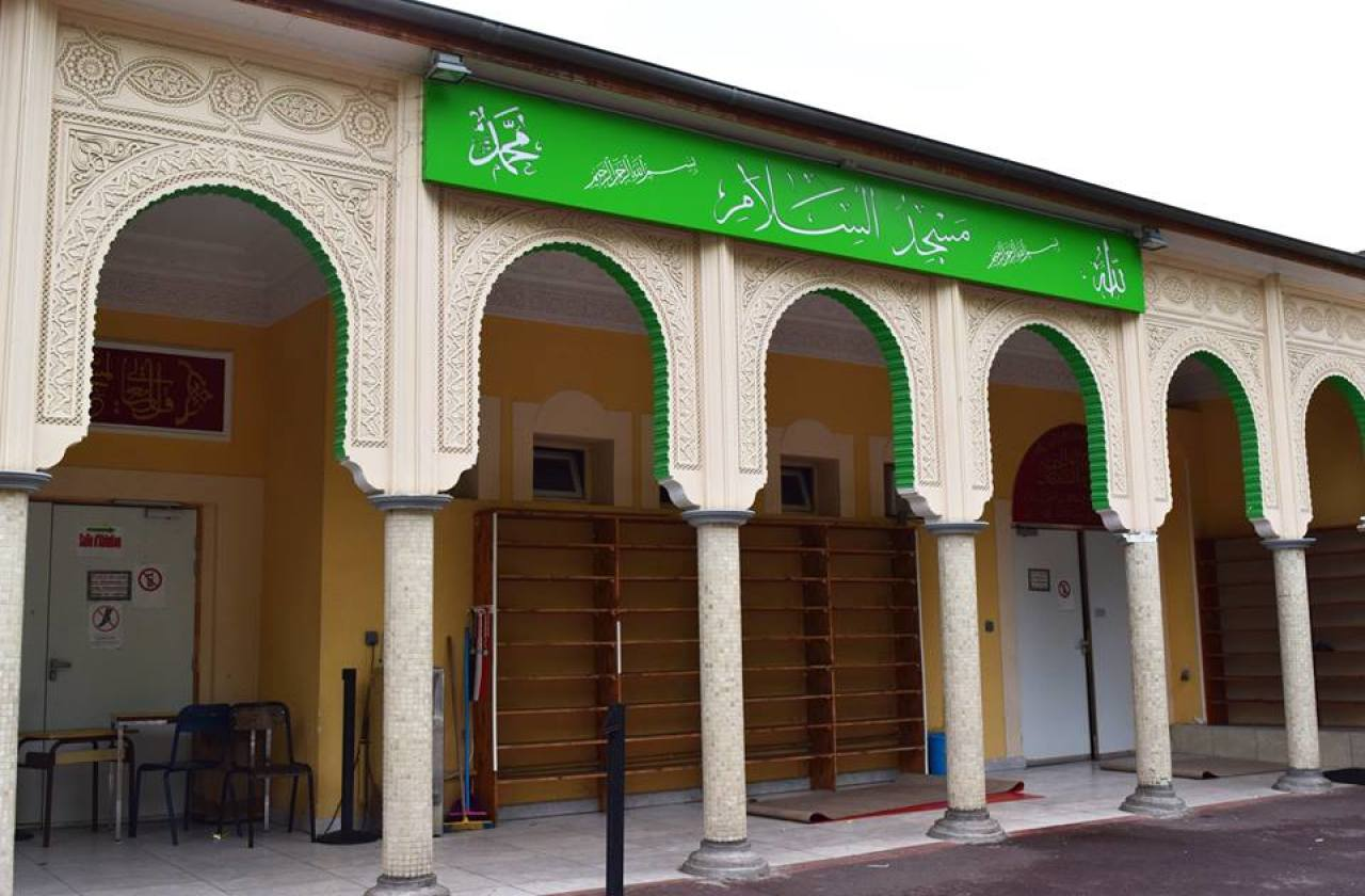 مسجد السلام - صانوا - Sannois