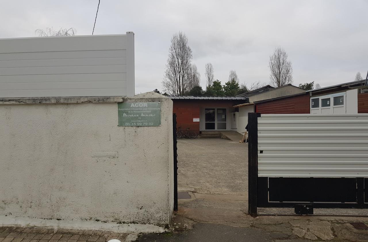 MASJID ANNOUR  مسجد النور - Nantes