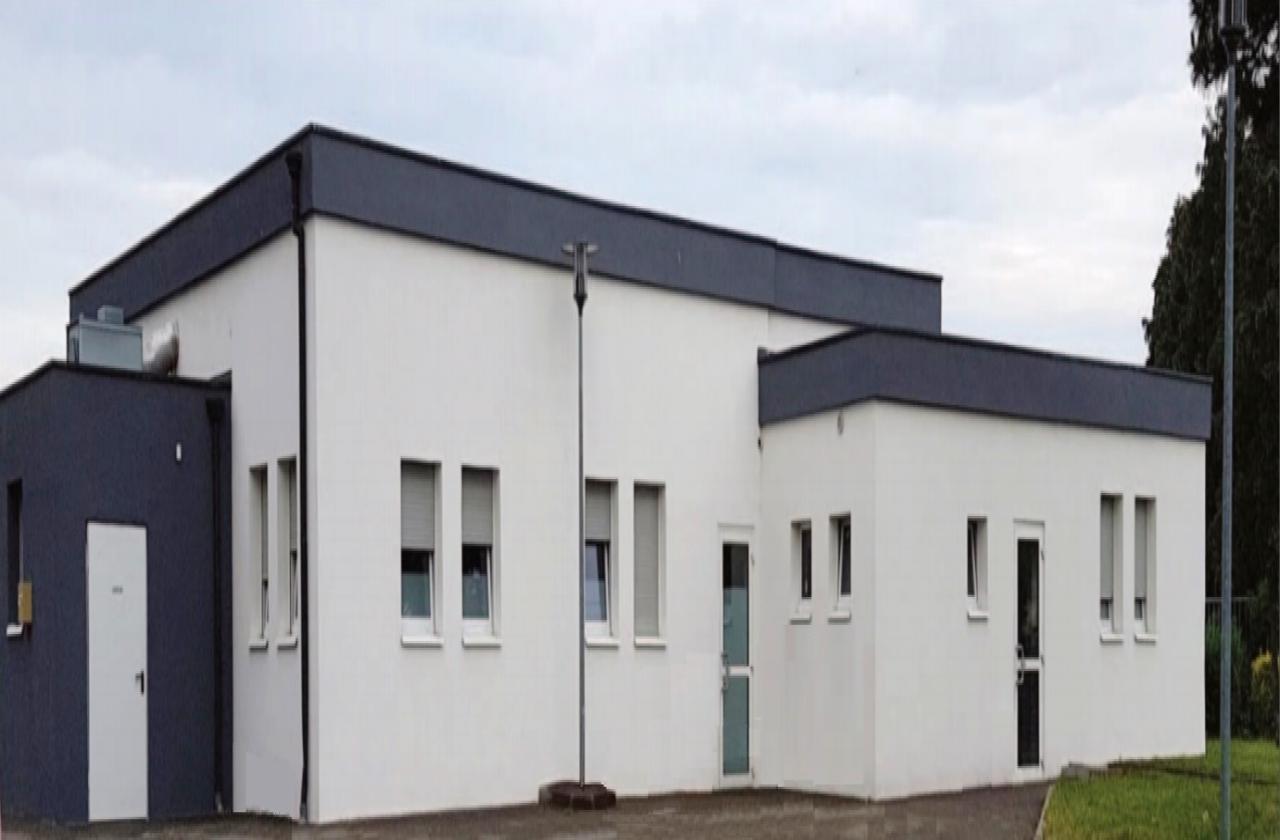 مسجد الرحمة - Wittenheim