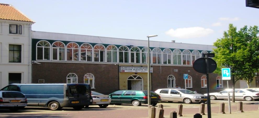 Muradiye Moskee Schiedam
