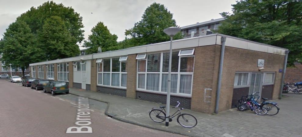 مسجد الموحدين بأمستردام
