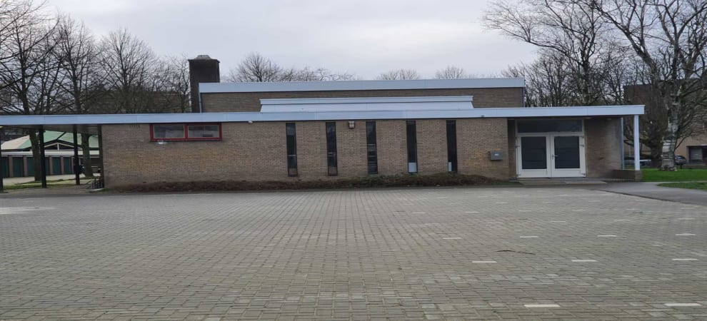 Moskee Wageningen