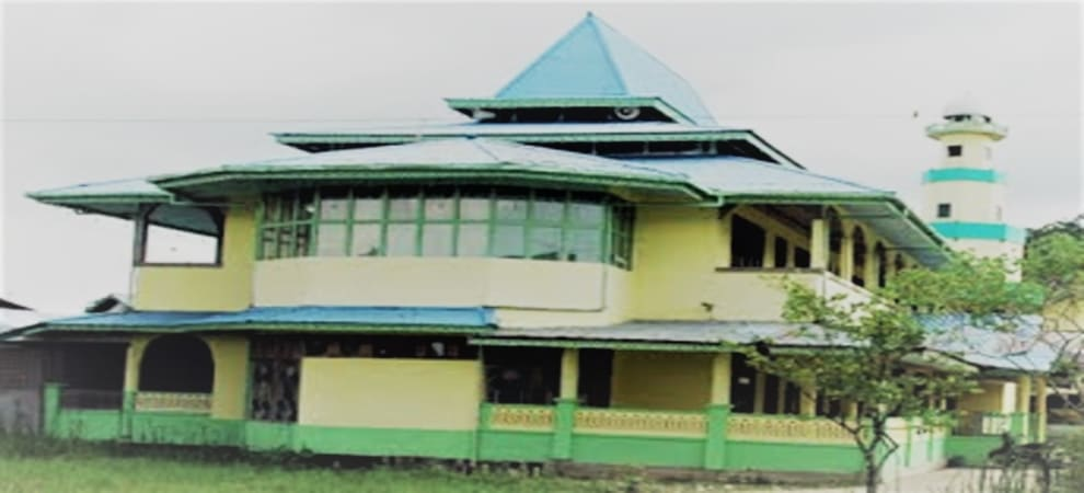 Masjid Jami' Haruniyah