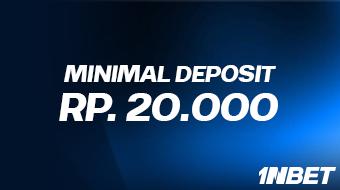 taruhan slot minimal deposit 20rb