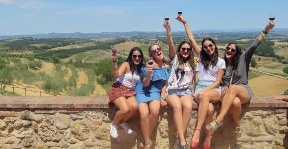 From Florence: Tuscany Wine Tasting Full-Day Trip