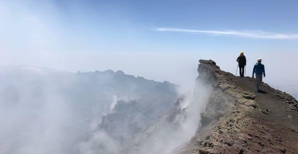 Etna: téléphérique, 4x4 et excursion au sommet