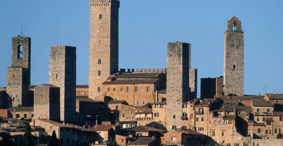 From Siena: Chianti and San Gimignano 5-Hour Tour