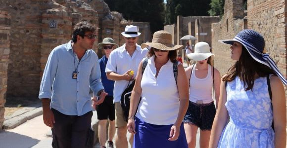 Pompéi: visite en petit groupe avec entrée coupe-file