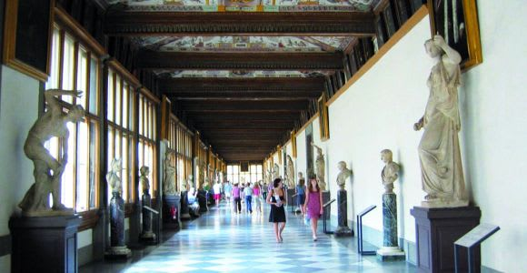 Florence Uffizi Gallery Skip the Line Guided Tour