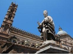 Palermo: tour privato a piedi, Cappella Palatina e pranzo