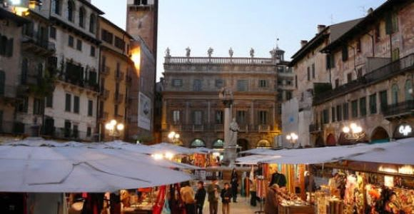 Verona: tour a piedi del centro storico