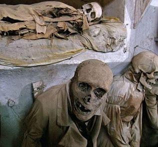 Catacombe dei Cappuccini e Duomo di Monreale: tour privato