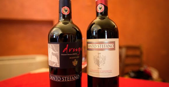 Chianti: Wine and Olive Oil Tasting with Cellar Tour