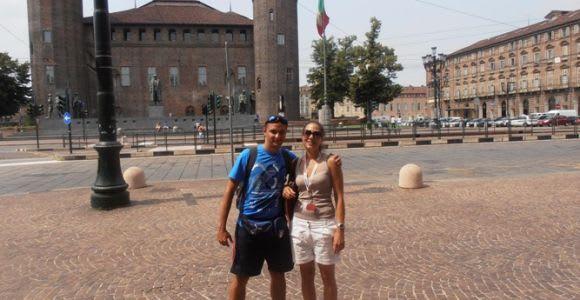 Torino: tour a piedi classico di 3 ore