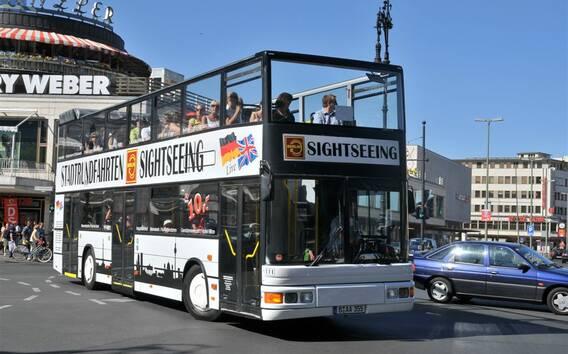 Berlino: tour in autobus panoramico con commento dal vivo