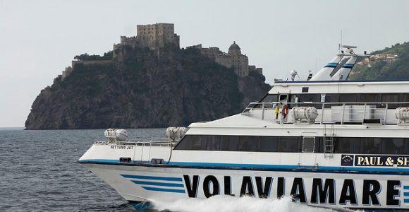 Naples to Ischia One Way Transfer