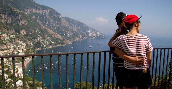 Pompeii and Amalfi Coast: Full-Day Private Tour