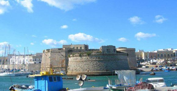 Gallipoli: 2-Hour Guided Walking Tour