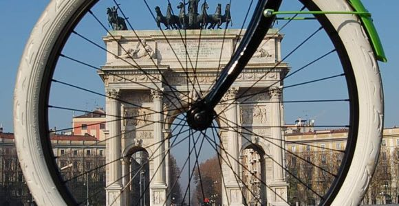 Discover Milan 3-Hour Guided Bike Ride