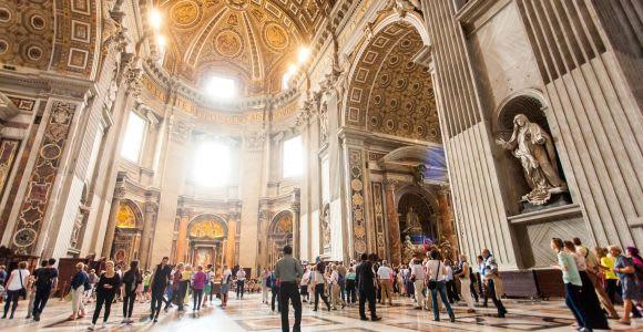 Entire Vatican & Catacombs: Treasures of the Sistine Chapel