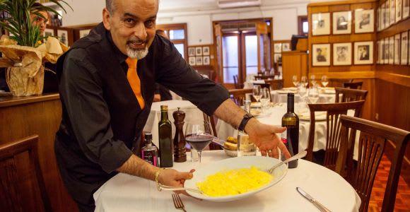Restaurante Alfredo alla Scrofa, en Roma