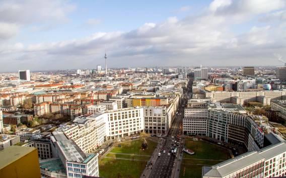 Berlino: biglietto per Panoramapunkt e per l'Ascensore