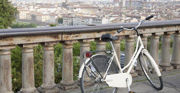 Firenze: tour di 2 ore guidato della città in bicicletta