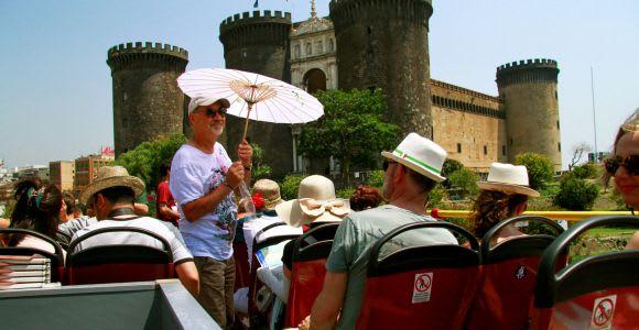 Naples Hop-on Hop-off Bus Tour: 24-Hour Ticket