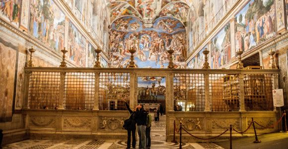 First Entry Morning Tickets Sistine Chapel & Vatican Museums