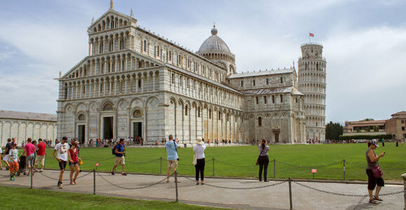 Reserved Entrance to Leaning Tower of Pisa & Cathedral