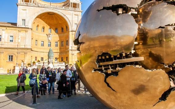 Città del Vaticano e Antica Roma: tour combinato di 1 giorno