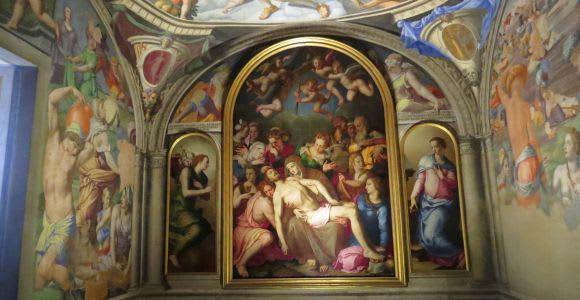 Florenz: Audioguide-Tour zum Palazzo Vecchio & Stadtführung