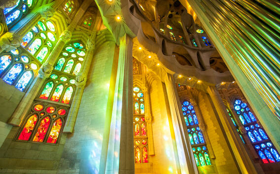 Barcelona: Sagrada Familia Fast-Track Access Ticket