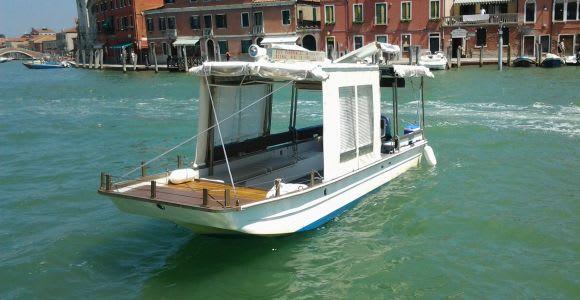 Venecia: Murano, Burano y Torcello Boat Tour privado