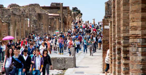 Pompeii: 2-Hour Guided Walking Tour with Ticket