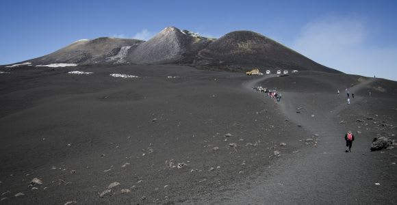 Mt. Etna South Side Day Tour