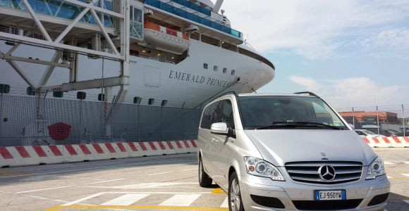 Private Transfer between Treviso Aiport and Venice Port