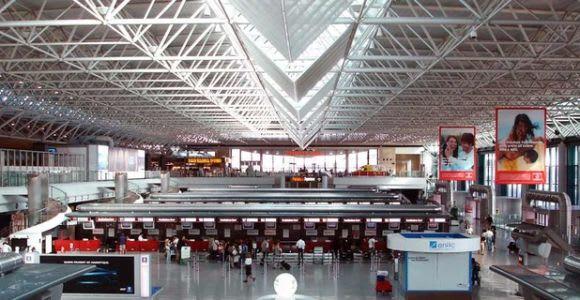 Transporte compartido de Roma al aeropuerto de Fiumicino