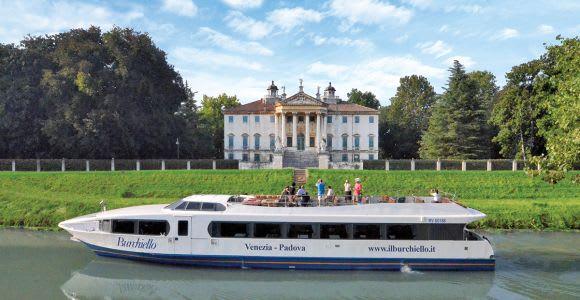 Padua to Venice Boat Cruise of the Brenta Riviera