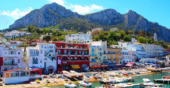 From Naples: Island of Capri: Full-Day Tour