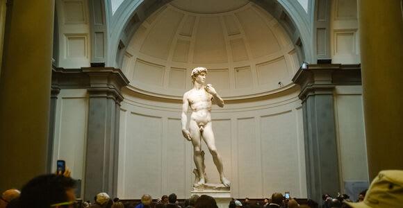 Firenze: ingresso con orario per il David di Michelangelo