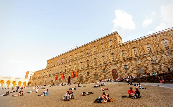Florence: Entrance Ticket to Pitti Palace