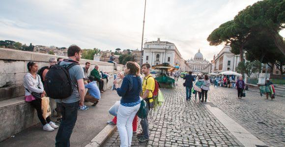 Rom: Illuminati Film-Tour auf Deutsch per Minivan