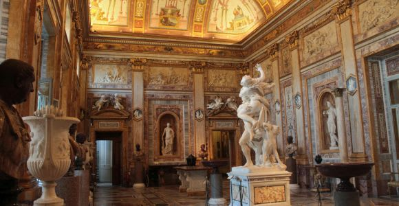 Rome: 2-Hour Borghese Gallery Small Group Tour