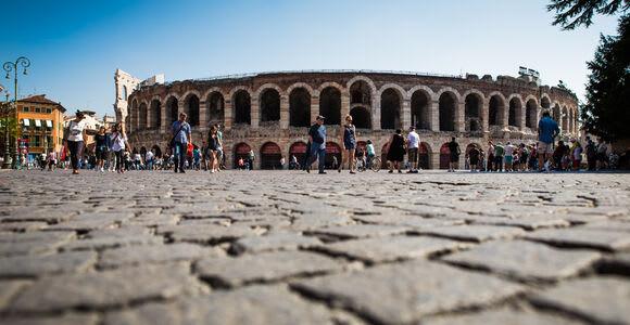 Verona: ingresso prioritario all'Arena con la VeronaCard