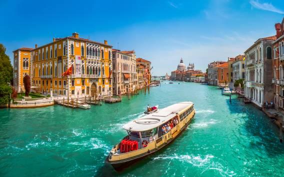 Karta Venice City Pass: pałac Dożów i transport publiczny