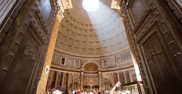 Rome: Ancient Monuments 3-Hr Small Group Tour with Colosseum