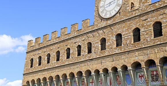 Firenze: biglietto d'ingresso a Palazzo Vecchio e audioguida
