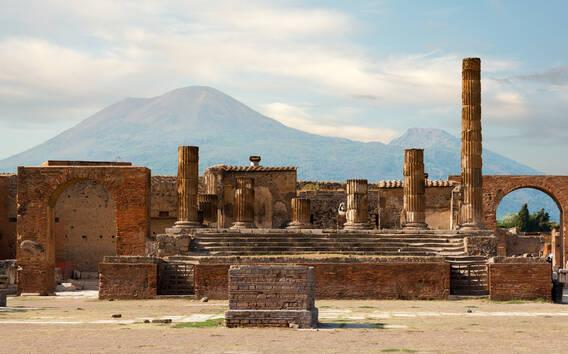 Pompeji: Eintrittskarte